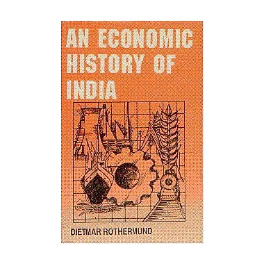 An Economic History of India: From pre-colonial times to 1986, Used Book (9788185054520)