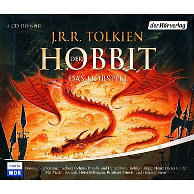 Der Hobbit. Sonderausgabe. 4 CDs., Used Book (9783895849183)