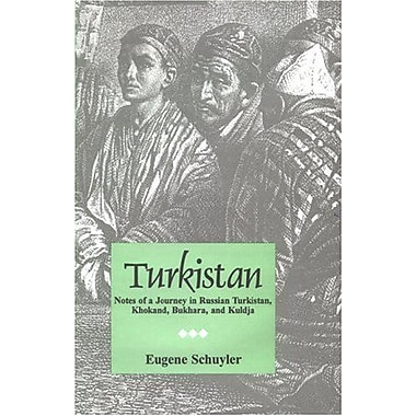 Turkistan: Notes of a Journey in Russian Turkistan, Khokand, Bukhara, and Kuldja (2 vols.), New Book (9788121511070)