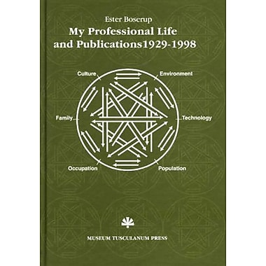 My Professional Life and Publications 1929-1998: 1929-98 With a Selected Bibliography, Used Book (9788772895208)