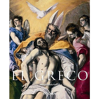 El Greco (Taschen Basic Art), New Book (9783822831717)