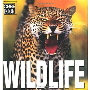 Wildlife (CubeBook), New Book (9788854401952)