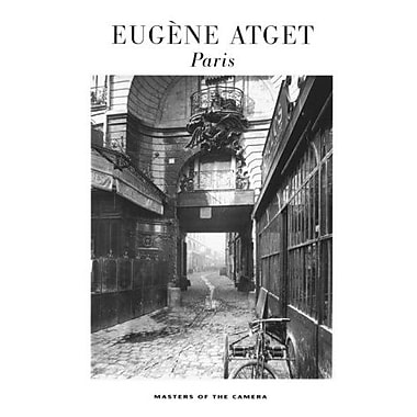 Eugene Atget Paris (Masters of the Camera), New Book (9783823803638)