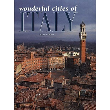 Wonderful Cities of Italy (9788880958482)