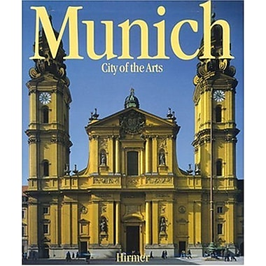 Munich: City of the Arts (9783777462509)