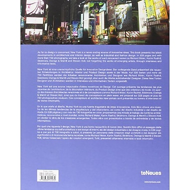 Ultimate New York Design (English, German, Spanish, French and Italian Edition), New Book (9783832791070)