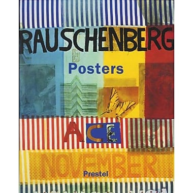 Rauschenberg Posters (German Edition), New Book (9783791326986)