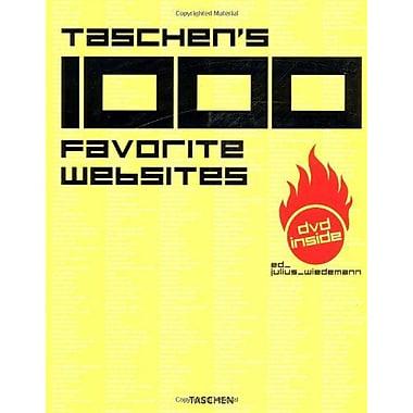 Taschen's 1000 Favorite Websites (9783822825860)