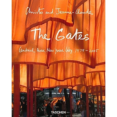 Christo & Jeanne-Claude: The Gates, New Book (9783822842423)