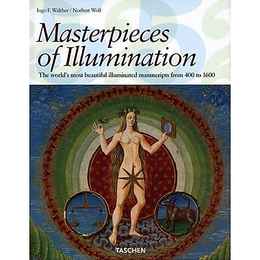 Masterpieces of Illumination: The World's Most Famous Manuscripts 400 To 1600, New Book (9783822847503)