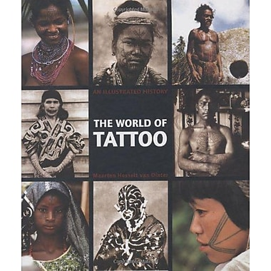 The World of Tattoo: An Illustrated History, Used Book (9789068321920)