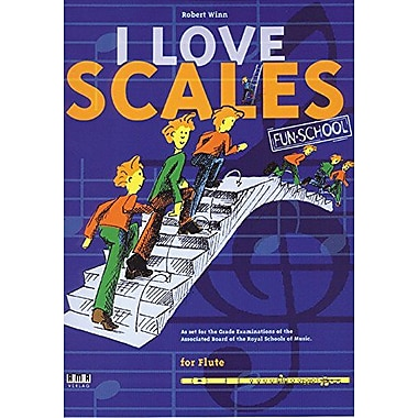 Winn : I Love Scales (9783932587566)