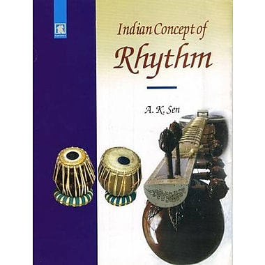 Indian Concept of Rhythm, New Book (9788173910067)