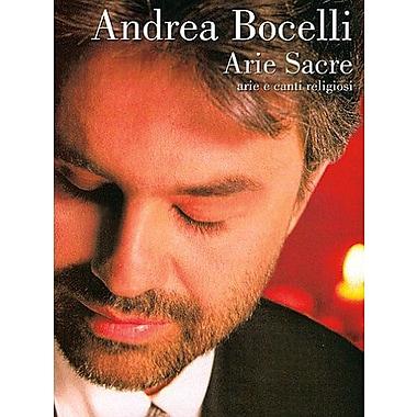 Andrea Bocelli - Arie Sacre: (Sacred Arias) Arie e canti religiosi (9788882915940)