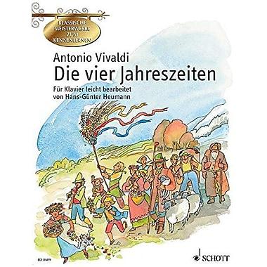 Die vier Jahreszeiten: German Text, Used Book (9783795753184)