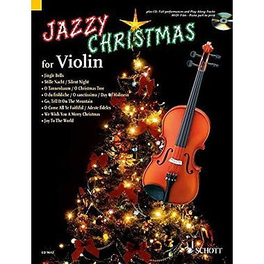 Jazzy Christmas, New Book (9783795757465)
