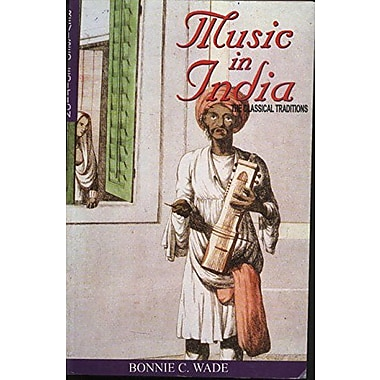 Music in India: The Classical Traditions, Used Book (9788173043956)