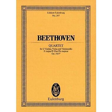String Quartet in F Major, Op. 14/1, Used Book (9783795763497)