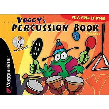 Voggy's Percussion Book, New Book (9783802404627)