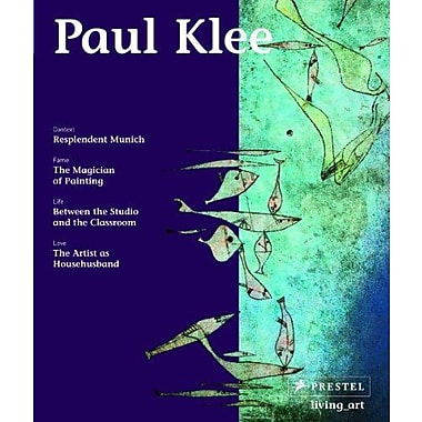 Paul Klee: Living Art (Living Art Series), New Book (9783791340593)