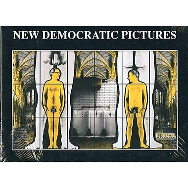 Gilbert and George: New Democratic Pictures, New Book (9788788575279)