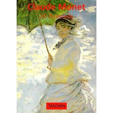 Monet Postcard Book, New Book (9783822895849)