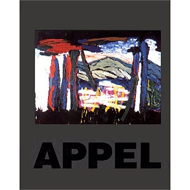 Karel Appel, New Book (9789076732022)
