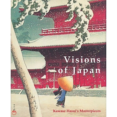 Visions of Japan, New Book (9789074822688)