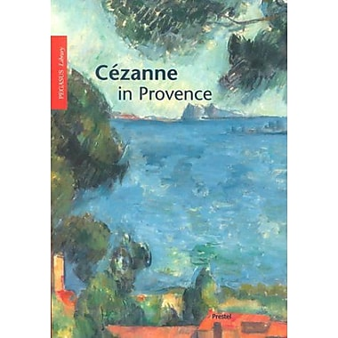 Cezanne in Provence (Pegasus Library), New Book (9783791323350)