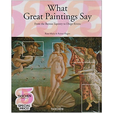 What Great Paintings Say (Taschen 25 Anniversary), Used Book (9783822847909)