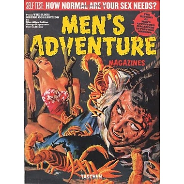 Men's Adventure Magazines, Used Book (9783822825174)