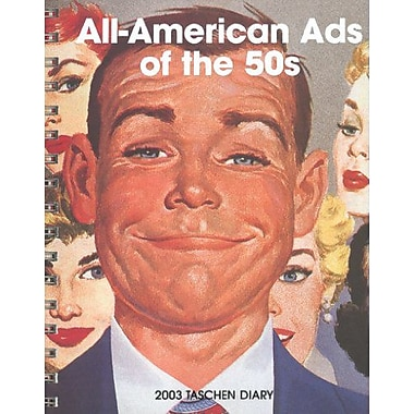 American Ads, Used Book (9783822818435)