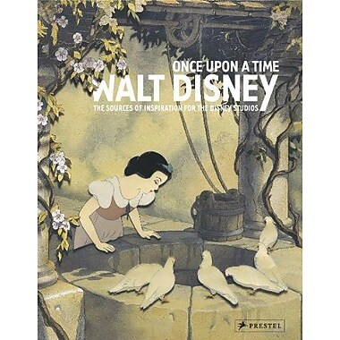 Once Upon a Time: Walt Disney: The Sources of Inspiration for the Disney Studios, New Book (9783791337708)