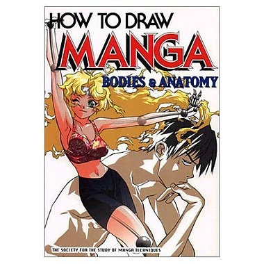How to Draw Manga: Bodies & Anatomy, Used Book (9784766112382)