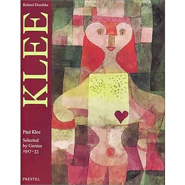 Paul Klee: Selected by Genius, 1917-33, Used Book (9783791324951)