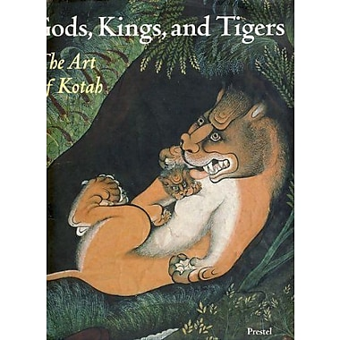 Gods, Kings, and Tigers: The Art of Kotah (African, Asian & Oceanic Art), Used Book (9783791318059)