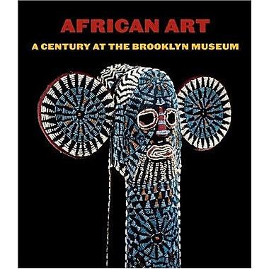 African Art: A Century At The Brooklyn Museum, Used Book (9783791343211)