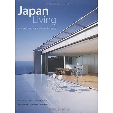 Japan Living: form and function at the cutting edge, Used Book (9784805309490)