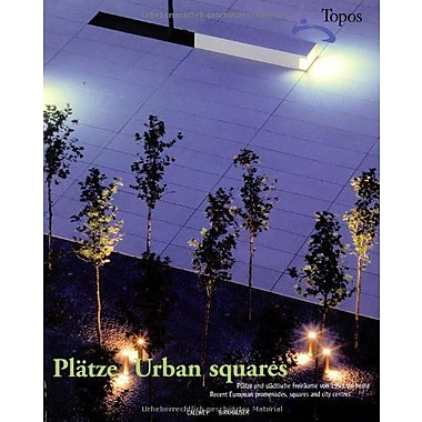 Urban Squares: Recent European Promenades, Squares, and City Centres, Used Book (9783764366704)