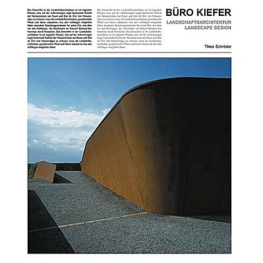 Buro Kiefer: Landscape Design, Used Book (9789058561039)