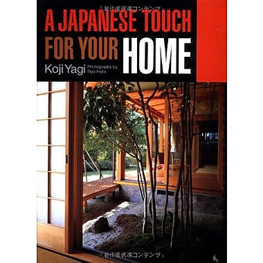 A Japanese Touch for Your Home, New Book (9784770016621)