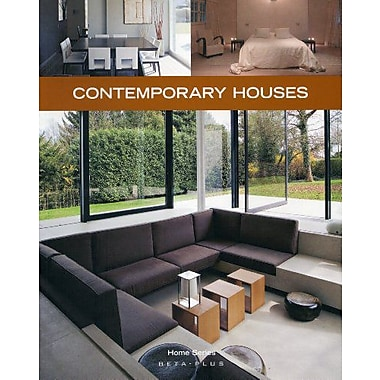 Contemporary Houses (Home), New Book (9789089440440)
