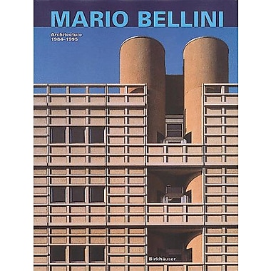 Mario Bellini - Architecture 1984 -1995, New Book (9783764353759)