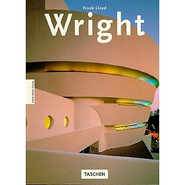 Frank Lloyd Wright (Big Series : Architecture and Design), New Book (9783822897546)