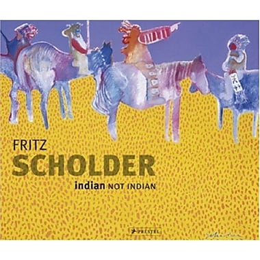 Fritz Scholder: Indian/Not Indian, Used Book (9783791339696)