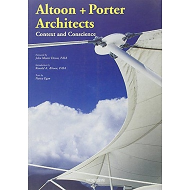 Altoon + Porter Architects: Context and Conscience, New Book (9788878380509)
