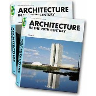 Architecture in the 20th Century (2 vols, slipcase) (9783822841266)