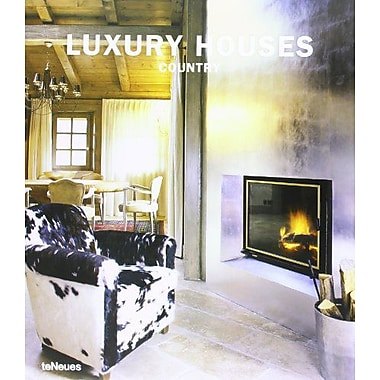 Luxury Houses Country, New Book (9783832790615)
