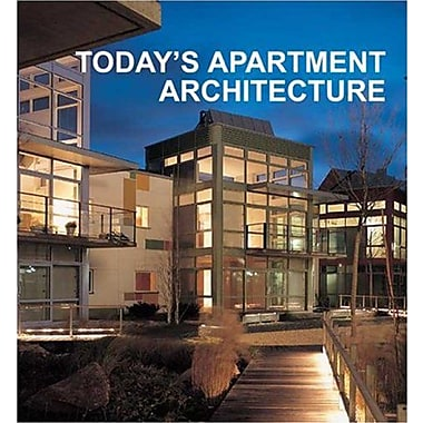 Today's Apartment Architecture, New Book (9788496263604)