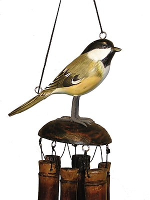 Cohasset Gifts & Garden Chickadee Wind Chime